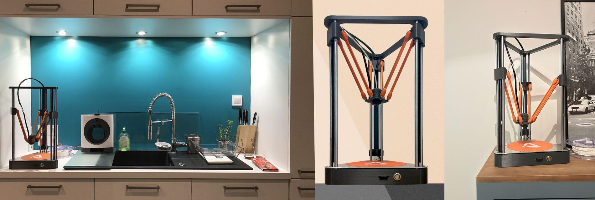 imprimante 3d pour d buter kits imprimantes 3d. Black Bedroom Furniture Sets. Home Design Ideas