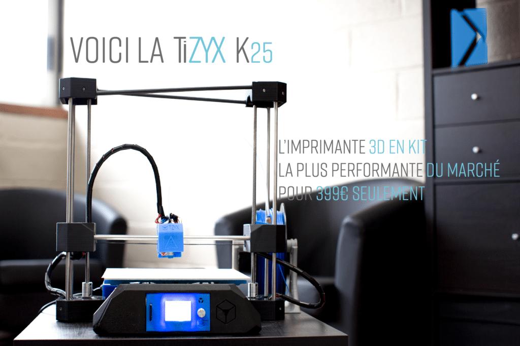 test imprimante 3d tizyx kits imprimantes 3d. Black Bedroom Furniture Sets. Home Design Ideas
